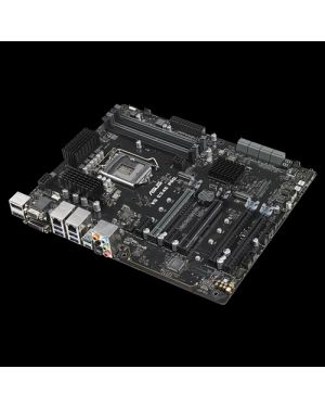 Asus WS C246 PRO  Intel® LGA1151 ATX motherboard with four PCIe 3.0 x16 slots, dual M.2 and USB 3.1 Gen2 connectors