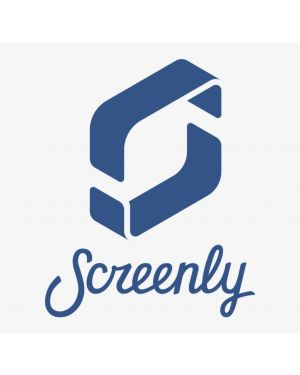 Screenly - 1 Year Silver Subscription for 12 Screens