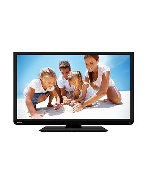 "TOSHIBA 32D1337DB-3YW - 32""Toshiba LED TV with an Integrated DVD player & HD ready resolution. (Manufacturer's SKU:32D1337DB)"