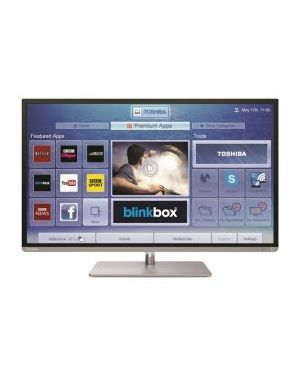 TOSHIBA 32L1357DB - 3Toshiba LED TV with  Freeview HD an USB playback of image & video & music files (Manufacturer's SKU:32L1357DB) - Discontinued