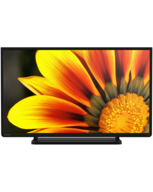 "TOSHIBA 40H2433DB-3YW - 40""Toshiba LED TV with Full HD 1080p resolution & built in digital tuner for Freeview HD access (Manufacturer's SKU:40H2433DB)"