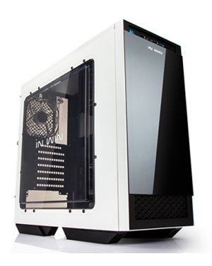 InWin 503 ATX Gaming Case (White)