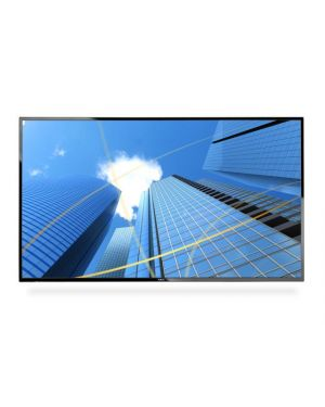 "NEC MultiSync E326 81.3 cm (32"") LED Full HD Digital signage flat panel Black"