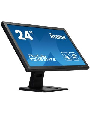 "iiyama ProLite T2453MTS-B1 24"" dual touch screen, based on Optical touch technology"