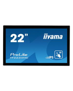 iiyama - PROLITE TF2234MC-B6X 10pt touch Open Frame monitor with IPS panel
