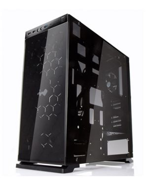 InWin 805C Black Tempered Glass Gaming Case