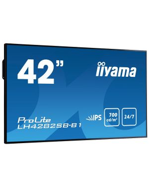"iiyama ProLite LH4282SB-B1 Maximum impact with this 42"" Digital signage LFD with 700cd/m2"