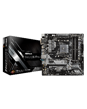 Asrock -  B450M Pro4  AMD AM4 Socket