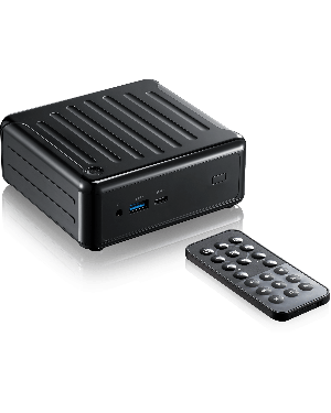 ASRock BeeBox Mini PC Barebone with Intel Celeron J3455 Quad Core CPU