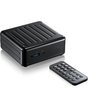 ASRock BeeBox Mini PC Barebone with Intel Pentium J4205