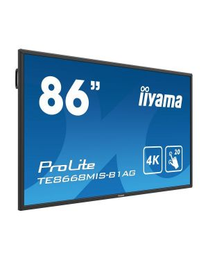 iiyama ProLite TE8668MIS-B1AG 86'' Interactive 4K LCD Touchscreen with integrated annotation software