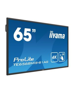 iiyama ProLite TE6568MIS-B1AG 65'' Interactive 4K UHD LCD Touchscreen with integrated annotation software
