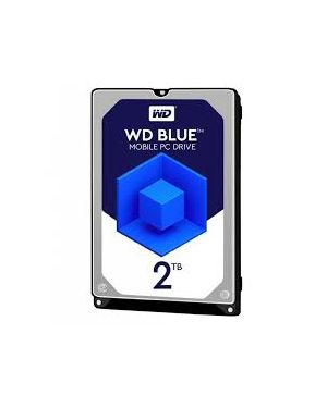"WD Blue 2TB 2.5"" SATA HDD/Hard Drive"