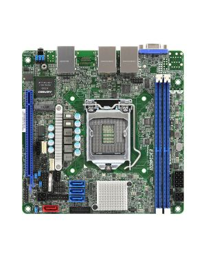Asrock Rack - C246 - Mini-ITX Motherboard