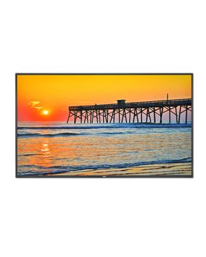 "NEC E585 TV 147.3 cm (58"") Full HD Black"