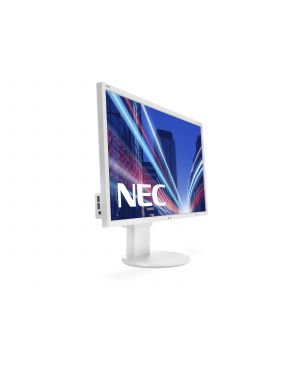 "NEC - MultiSync EA244WMi LCD 24"" Commercial Display White"