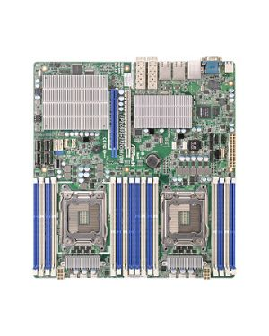 ASRock Rack EP2C602-2T2OS6/D16 Server Motherboard