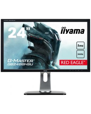 "iiyama G-MASTER GB2488HSU-B3  Red Eagle 24"" Gaming Monitor"