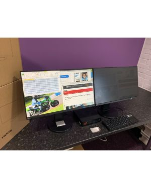 """NEC - 24"""" Narrow Bezel Privacy Desktop Monitor w/ IPS Panel, Speakers and Privacy Filter"""