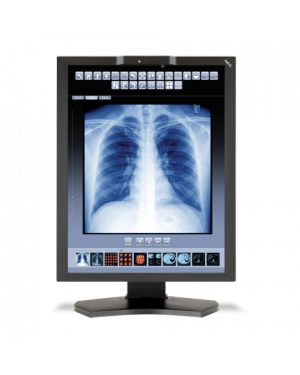"NEC MD211C3 21.3"" 10-bit Color 3-Megapixel Medical Diagnostic Display"