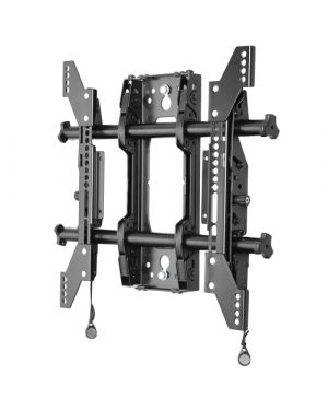 MTMS1U - Medium Fusion Micro-Adjustable Tilt Wall Mount, Single Stud