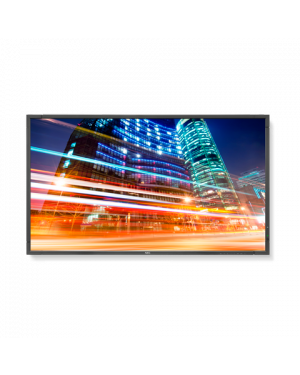 "NEC P553 55"" LED Backlit Professional-Grade Large Screen Display"