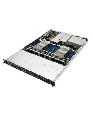 Asus - RS700-E9-RS12/12SATA High performance 1U cache server with 24 DIMMs and 12 bays