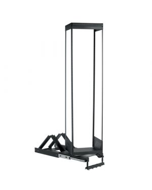 44U Heavy Duty Pull-Out and Rotating Rack
