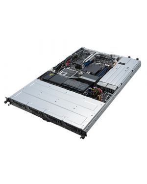 ASUS RS300-E10-RS4 Intel® Xeon® E rack-optimized 1U server designed for storage and power efficiency