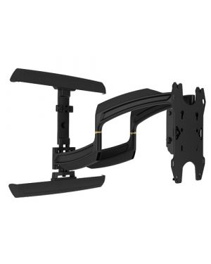 "Chief - Medium THINSTALL Dual Swing Arm Wall Display Mount - 25"" Extension"