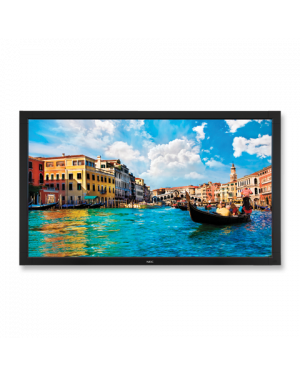 "NEC V652 65"" High-Performance LED Backlit Commercial-Grade Display"