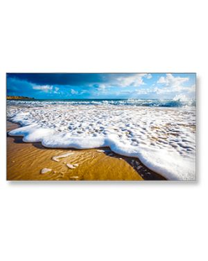 "NEC MultiSync X464UNS signage display 116.8 cm (46"") LCD Full HD Digital signage flat panel Black"