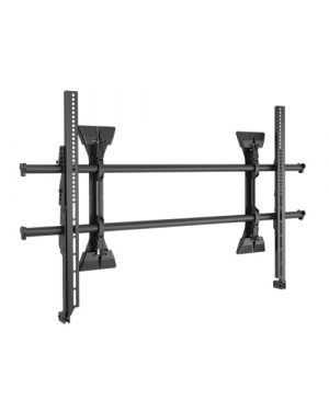 Chief - X-Large Fusion Micro-Adjustable Fixed Wall Display Mount