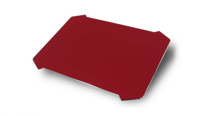 In Win Batmat Premium Aluminium Gaming Mouse Mat (Red)